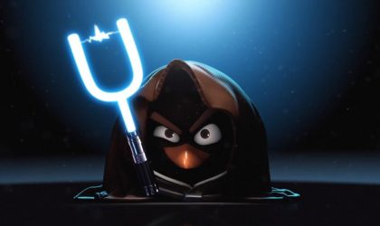 Angry Birds Star Wars is the new Android game from Rovio