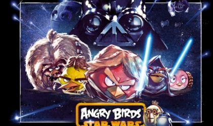 New Angry Birds Star Wars video introduces its gameplay