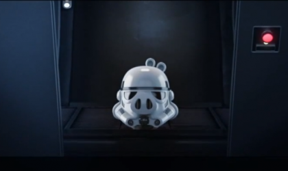 Watch the newest Angry Birds: Star Wars teaser video