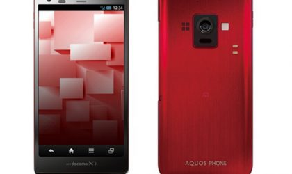 Sharp Aquos Phone Zeta SH-02E is World's first mobile device with IGZO display