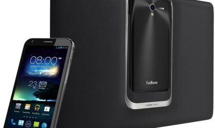 ASUS PadFone 2 Officially announced in Taiwan