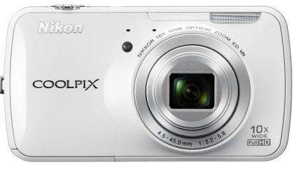 Nikon Coolpix S800C Price set at INR 20,950 in India