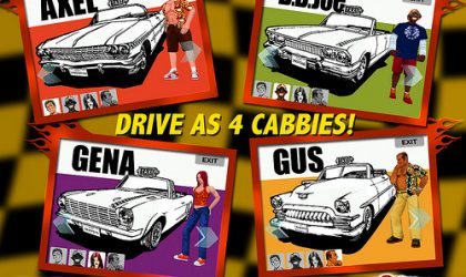 Crazy Taxi for Android coming soon!
