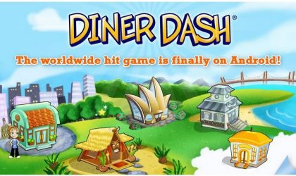 Diner Dash comes to Android, but remains Amazon exclusive for now