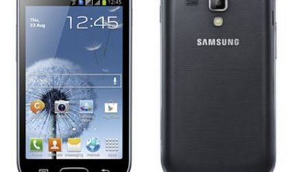 Black Samsung Galaxy S Duos launched in India