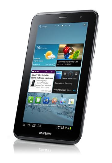 Galaxy Tab 2 7-inch Price reduced to $170 for refurbished model