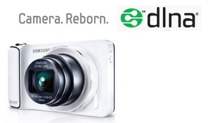 Samsung Galaxy Camera EK-KC100 gets DLNA certification
