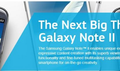 Galaxy Note 2 Release Date confirmed for US — it's mid-November