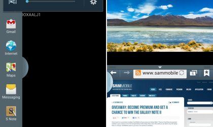 How to Update Samsung Galaxy Note 2 with N7100XXALJ1 firmware to get Multi View feature