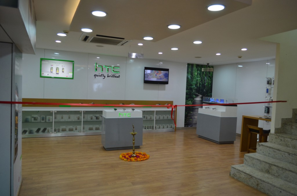 HTC Concept Store opened in Delhi, India – The Android Soul