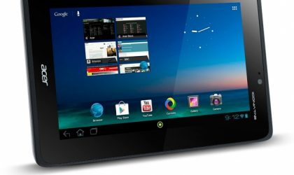 Acer Iconia Tab A110 Price and Release Date announced for US and Canada