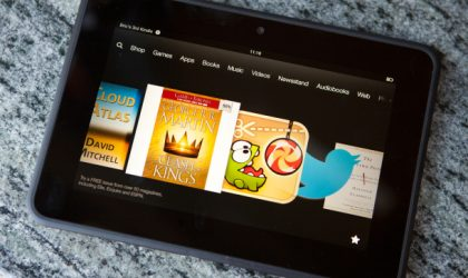 Amazon Kindle Fire HD tablets now approved at FCC, shipping date set for November 20
