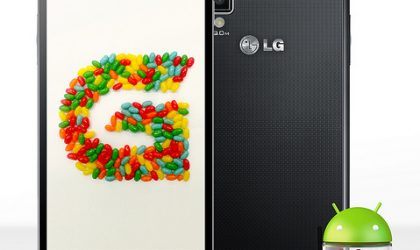LG Jelly Bean Update for Optimus LTE II and Optimus G coming soon, other devices next year