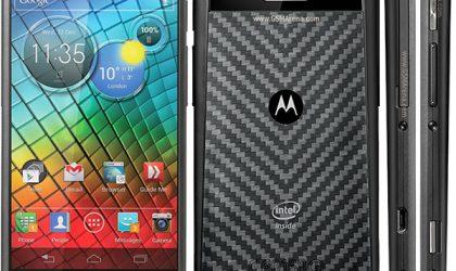 Motorola RAZR i launches in Argentina