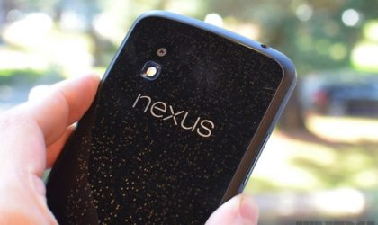 Only 16GB Nexus 4 for Italy in plans
