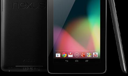 32 GB Nexus 7 Release Date nears in Netherlands