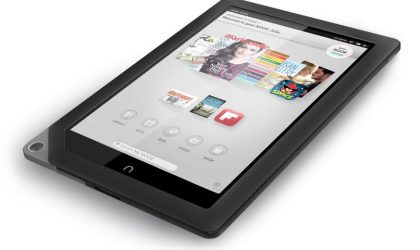 Nook HD and Nook HD+ price in UK announced, up for pre-order