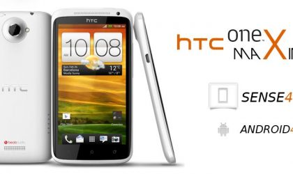Update HTC One X to Jelly Bean and Sense 4+, only some phones supported
