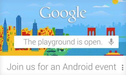 Nexus 10, 3G Nexus 7 and LG Nexus 4 to be unveiled on Oct 29 by Google