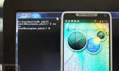 Motorola Droid Razr HD, Razr i and, Razr M rooted!