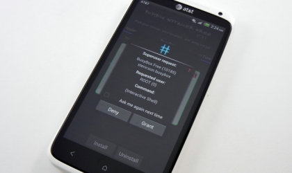 AT&T One X Root tool available for build 2.20