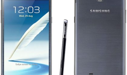 UK gets Titanium Grey Galaxy Note 2, priced £528 after tax