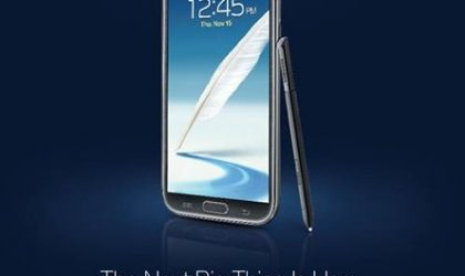 Samsung confirms Galaxy Note 2 announcement for US on October 24 at its NYC event
