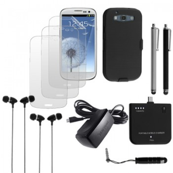 [Deal] Samsung Galaxy S3 accessories bundle gets you 7 accessories for price of $13