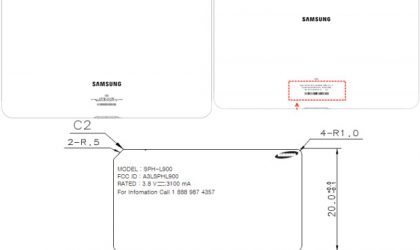 US Cellular and Sprint Galaxy Note 2 found out at FCC, as also Samsung SPH-P500 and SCH-i915 tablets
