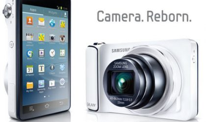 Samsung Galaxy Camera LTE release date for Korea set for November end