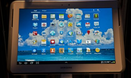 Galaxy Note 10.1 Italy Price set at €599 by Samsung