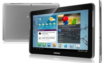 Samsung Galaxy Tab 2 10.1 for Sprint announced