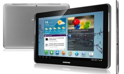 Samsung Galaxy Tab 2 10.1 for Sprint announced