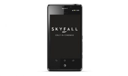 """O2 UK's """"Bond Phone"""" Xperia T variant gets Pricing, Releasing Today"""