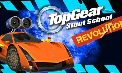 Top Gear launches its Android Game, Stunt School Revolution, in Amazon App Store.