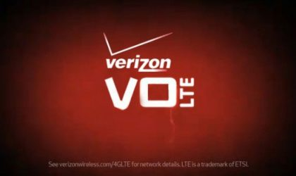 VoLTE tech coming to Verizon in late 2013