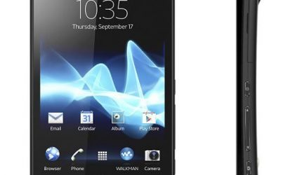 Sony Xperia T in UK available at Vodafone, O2 and 3
