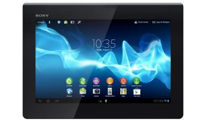 Sony Xperia Tablet S Android 4.1.2 Jelly Bean update to start rolling out today