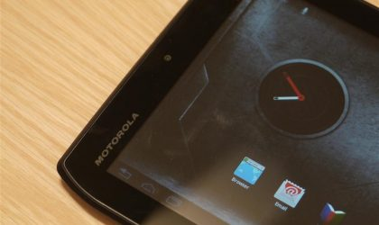 Ice Cream Sandwich Update for Motorola Xyboard 10.1 and 8.2 released