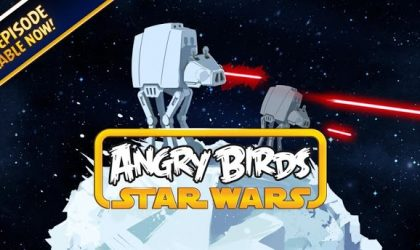 Angry Birds Star Wars updated with 20 new Hoth levels. And Princess Leia!