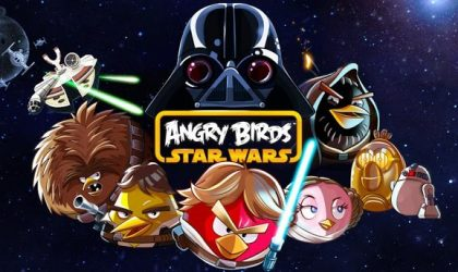 Angry Birds Star Wars now from Google Play Store