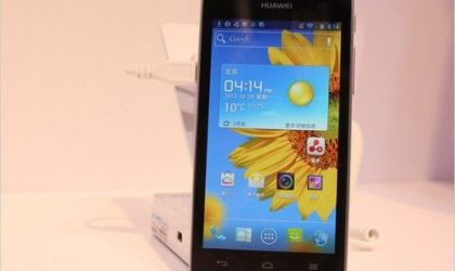 Huawei Ascend D2 Specs rumored, release date scheduled for next year