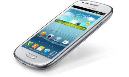 Samsung Galaxy S3 Mini Firmware now available