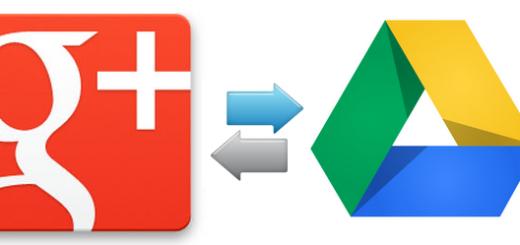 Google+Google Drive