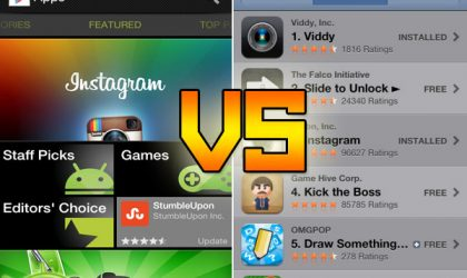Android App Revenue benefiting from in-app purchases, gap reduced with iOS