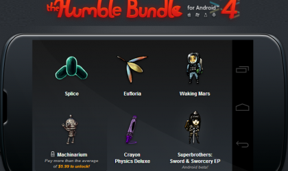 Android gets Humble Bundle packof 6 games