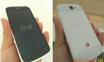White HTC One S 64GB priced at $616 in Taiwan