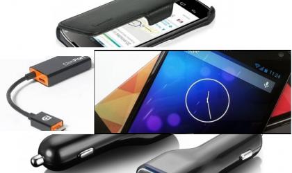 Best Nexus 4 Accessories Roundup