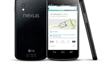 LG Nexus 4 gets December 13 Release Date and Pricing details out for 3 in UK