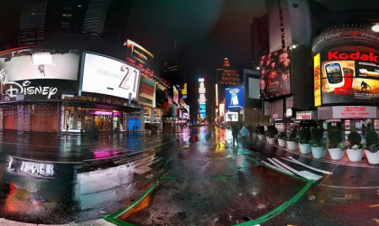 Google+ handles Photo Sphere pics interactively, check this out